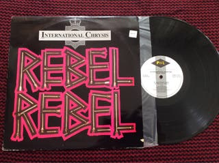 "Dead or Alive - Rebel Rebel (12"")"