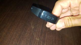 pulsera reloj smart