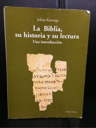 La biblia libro