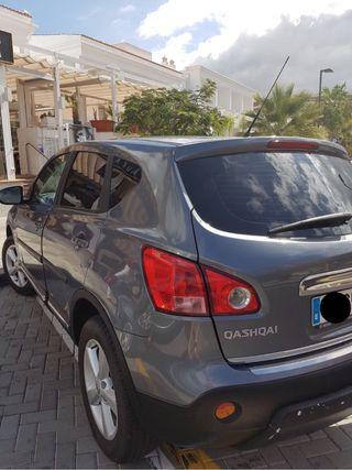 Nissan Qashqai 2007 motor 2.0 Gasolina color gris