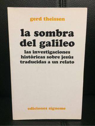 Libro la sombra de Galileo
