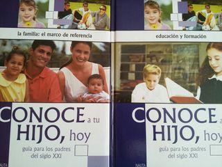 libros conoce a tu hijo