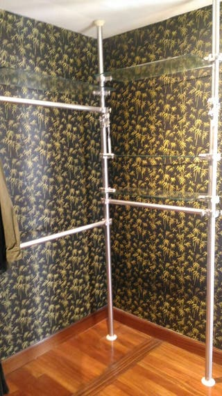 Armario vestidor estructura Zara