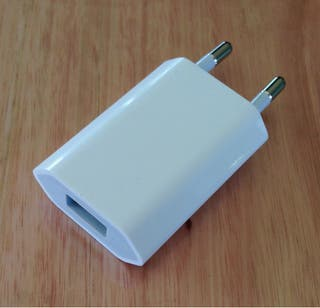 APPLE-ADAPTADOR USB 5W-ORIGINAL Y NUEVO