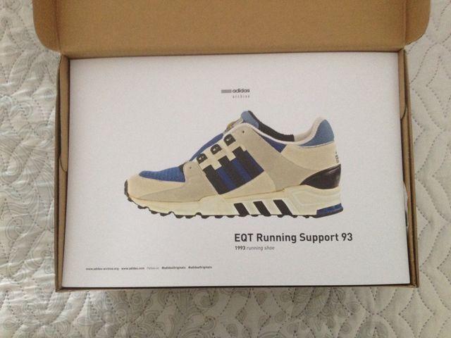 Zapatillas adidas equipment