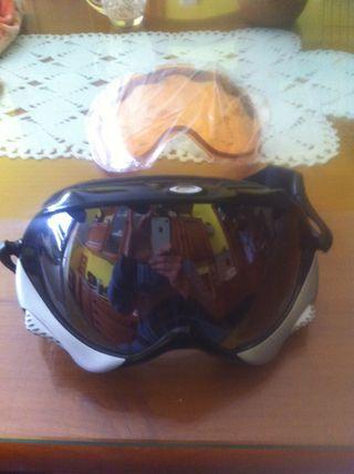 Gafas okley snowboard