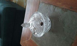 bombonera cristal tallado