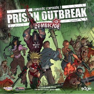 (TIENDA) Zombicide Temporada 2: Prison Outbreak