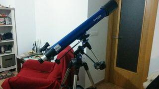 Telescopio refractor Meade Polaris 90/900