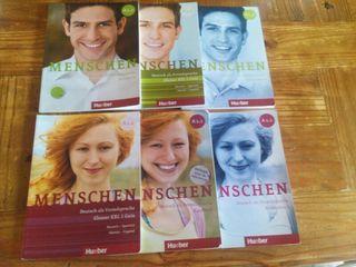 Libros de Aleman