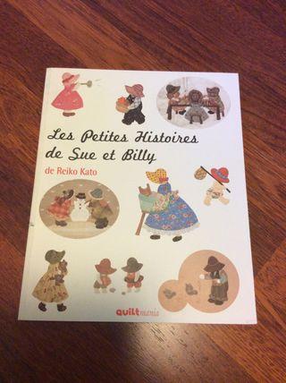 """Libro """"Les petites histories de Sue et Billy"""""""
