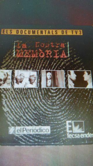 Els documentals de tv3.La nostra memoria