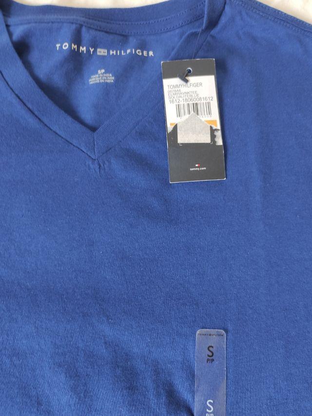 Camiseta Tommy Hilfiger hombre talla S nueva