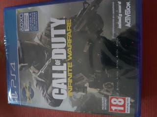 CALL OF DUTY INFINITE WARFARE NUEVO