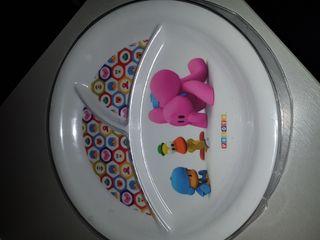 plato pocoyo