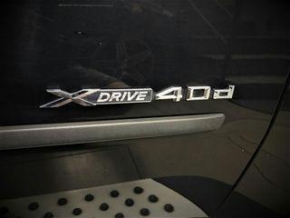 Bmw X5 4.0D 2010