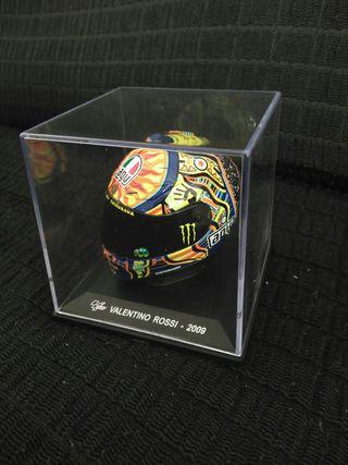 casco réplica Valentino Rossi