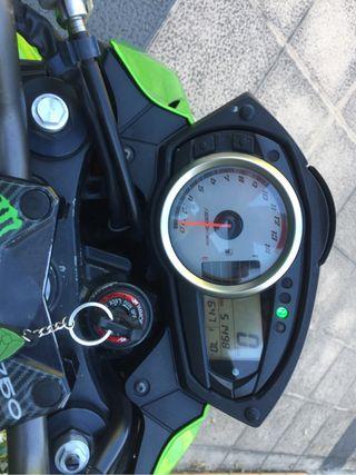 Kawasaki z750 A2