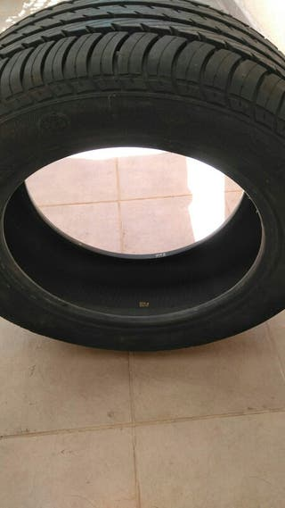 Neumático Goodyear últimos días