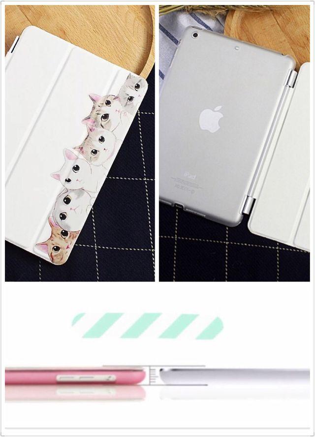 Funda iPad/ iPad Air gatitos. 1 de cada mod