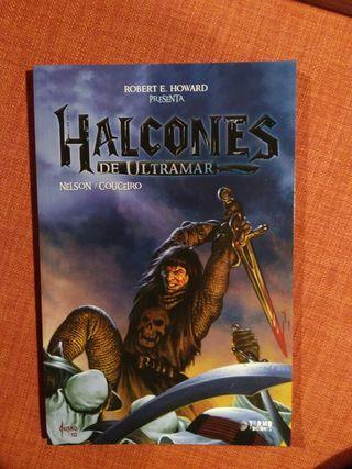 comic Halcones de Ultramar