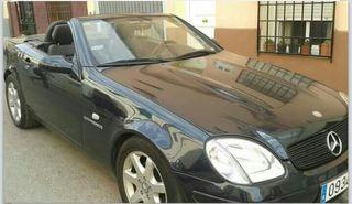 Mercedes-benz SLK 2008.cabriolet.deportivo.viplaza