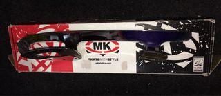 Cuchillas patinaje MK