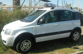 Fiat Panda Multijet 4x4 2010