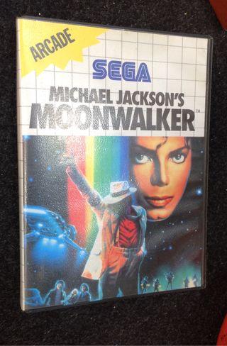 M. Jackson Moonwalker (M.Sys)