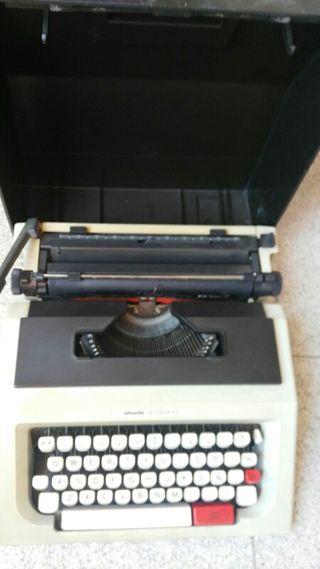 maquina de escribir coleccionista