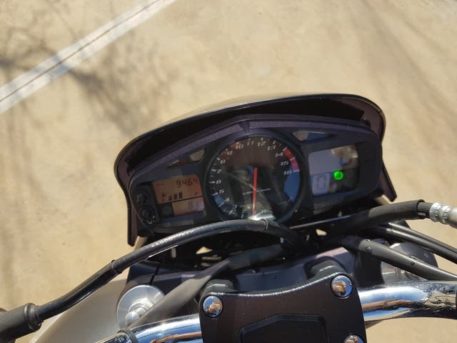 Suzuki GSR600