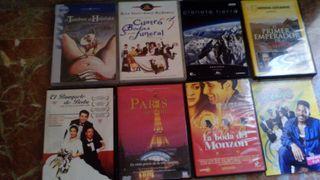 COLECCION PELICULAS DVD