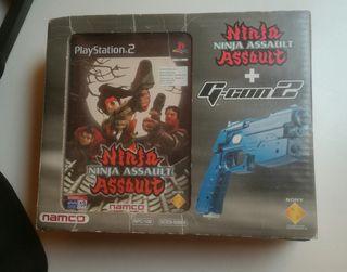 Bundle Ninja Assault más G-Con 2