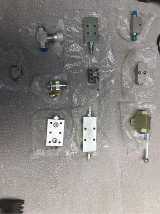 Componentes hidraulicos precio de todo