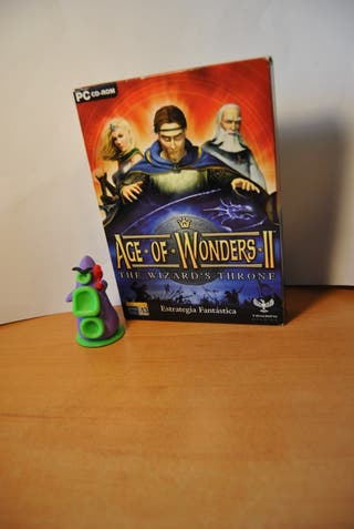 Age of wonders II The Wizards Throne pc