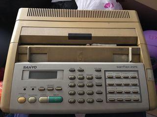 Fax Sanyo Sanfax 225