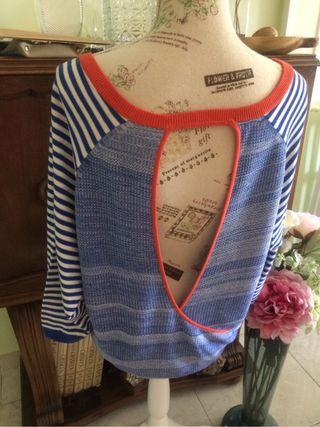 Jersey talla S. Original espalda.