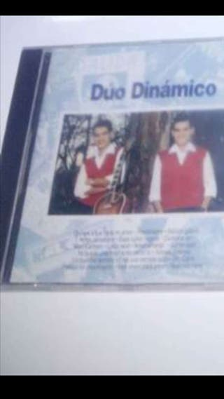 CD Original. Dúo Dinámico..Coleccion.Musica.Disco.Electronica.Ocio.