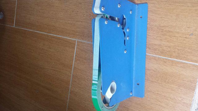 maquina cierra bolsas cinta adhesiva