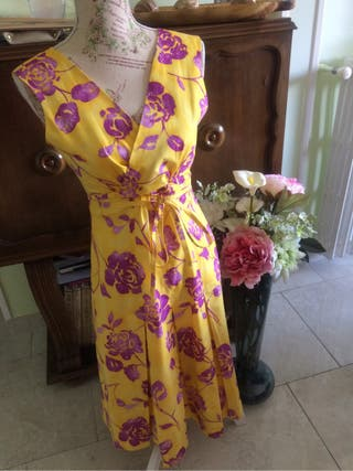 Vestido de ENE de RIVERA./T.40
