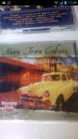 La Nueva Trova Cubana.. Ocio.Otros