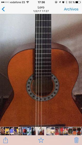 Guitarra española niños
