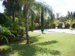 Jardines y piscinas