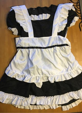 Cosplay sirvienta (maid)