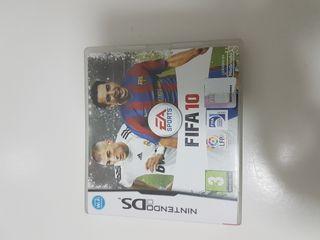 juego fifa 10 nintendo DS