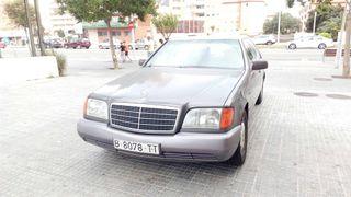 Mercedes-benz s350 año 1993