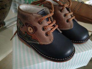 zapatos andar