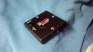 Conmutador HDMI