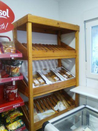 estanteria pan