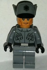 OFICIAL FIGURA STAR WARS LEGO COMPATIBLE NUEVA
